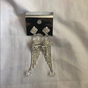 New Diamond Earrings